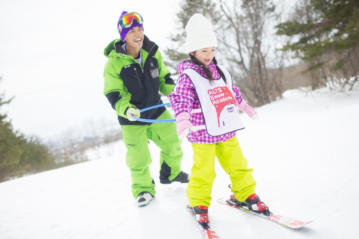 スキー・スノーボードインストラクター