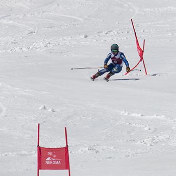第63回会津若松市民スキー大会