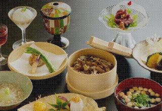 食事を楽しむ